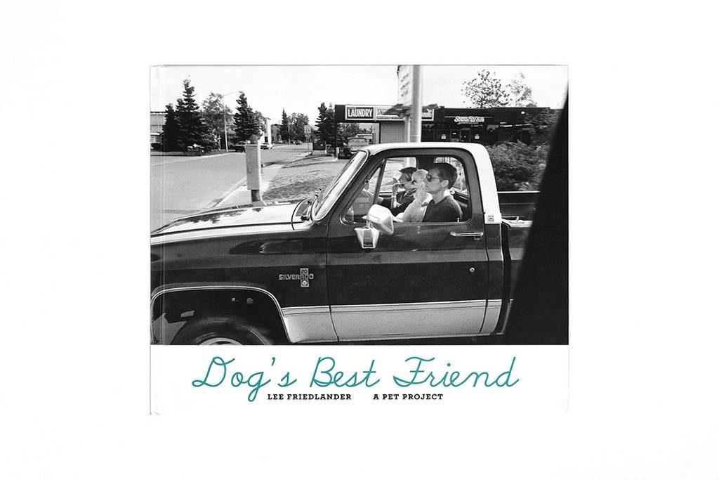 LEE FRIEDLANDER – DOG'S BEST FRIEND – A PET PROJECT