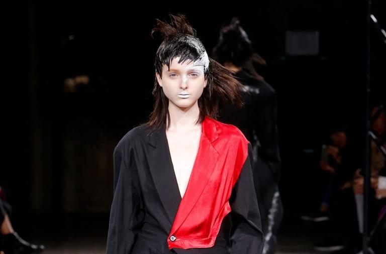 Yohji Yamamoto Spring 2017 Ready-To-Wear