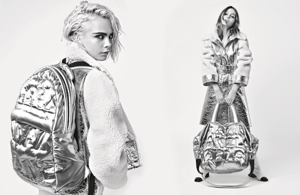 Chanel AW17 campaign