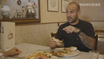 The Pizza Show: Naples, The Birthplace of Pizza
