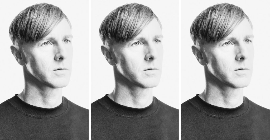 "RICHIE HAWTIN: ""I'M INTERESTED IN MAN AND MACHINE"""