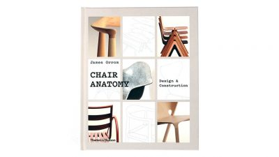CHAIR ANATOMY  DESIGN & CONSTRUCTION
