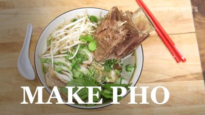 Make Pho with Jimmy Ly from Madame Vo