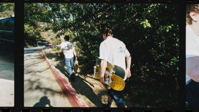 SKATE AND STUFF -from LA STREET-