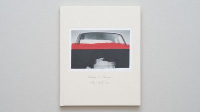 KATRIEN DE BLAUWER  WHY I HATE CARS