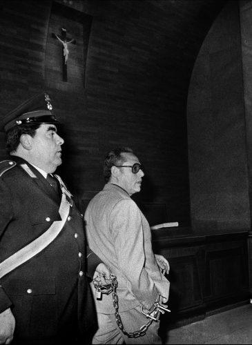 1978 Luciano Liggio_ boss mafioso