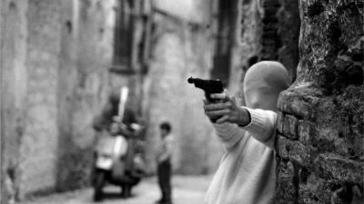"""Your first murder, it never leaves you""  Letizia Battaglia"