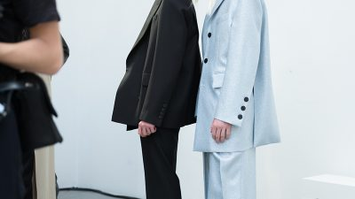 Wooyoungmi FW20 Backstage!
