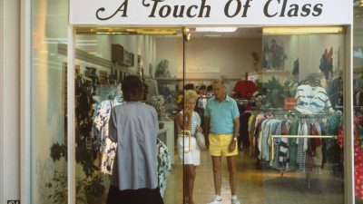 MICHAEL GALINSKY: THE DECLINE OF MALL CIVILIZATION