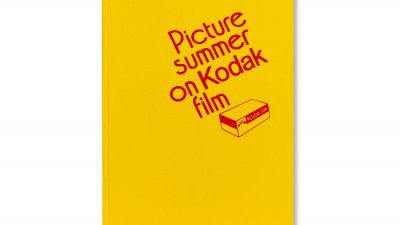 PICTURE SUMMER ON KODAK FILM by Jason Fulford