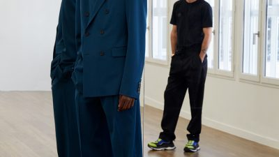 Berluti /  Kris Van Assche In Conversation With Brian Rochefort